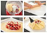 Étapes pour faire une tarte aux baies