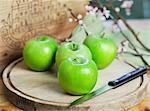4 Pommes Granny Smith