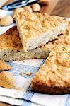 Sbrisolona (gâteau aux amandes italienne)