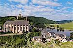 Beilstein, Metternich Castle, Mosel River