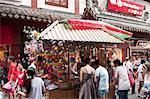 Souvenir shop at Yuyuan market, Shanghai, China