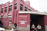 The Red Market, Macau