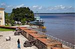 Casa das Onze Janela e Forte do Presépio, Belém, Pará, Brazil