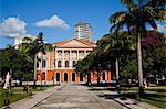 Comércio de Paz Theater, Avenue de la Paz, quartier, Belém, Pará, Brésil