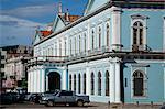 Hôtel de ville, Praça Dom Pedro II, Belem, Brésil