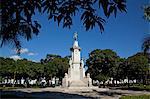 Praça Dom Pedro II, Belém, Para, Brésil