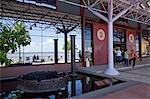 Estação das Docas zone commerçante, Belém, Para, Brésil