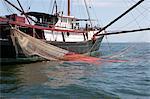 Fishing boat by Cheung Chau, Hong Kong
