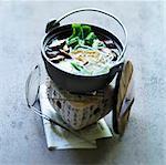 Vegetarian Shabu-shabu