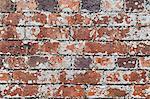 Full-Frame verfallenen Mauer