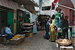Street Market, Medina, Tetouan, Morocco
