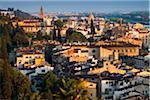 Hills Surrounding Florence, Tuscany, Italy