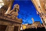 Statues in Piazza della Signoria, Florence, Tuscany, Italy