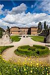 Jardin au Palazzo Pitti, Florence, Toscane, Italie