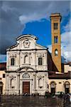 Chiesa di San Salvatore un Ognissanti, Florence, Toscane, Italie