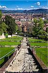 Bardini Gardens, Florence, Tuscany, Italy