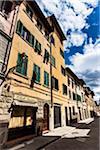 Street Scene, Florence, Tuscany, Italy