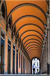 Kolonnade, Piazza della Liberta, Florenz, Toskana, Italien