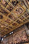 Salone dei Cinquecento, Palazzo Vecchio, Florence, Tuscany, Italy