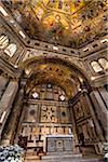 Interior of Baptistery Basilica di Santa Maria del Fiore, Florence, Tuscany, Italy