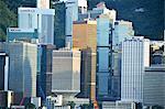 Bâtiments commerciaux à l'Amirauté, Hong Kong