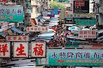 Fa Yuen Street Markt, Mongkok, Kowloon, Hong Kong