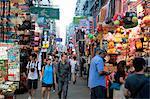 Femmes Street, Mongkok, Kowloon, Hong Kong