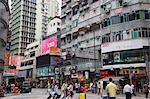 Carnarvon Road, Tsimshatsui, Kowloon, Hong Kong