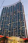 Luxueux condominium « The Harbourside », west Kowloon, Hong Kong