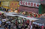 Market at Shamshuipo, Kowloon, Hong Kong