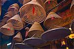 Man Mo Temple at Tai Po Market, Taipo, Hong Kong