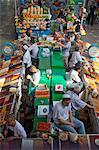 Grüner Markt, Almaty, Kasachstan, Zentralasien, Asien