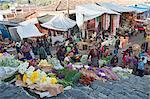 Chichicastenango Market, Chichicastenango, Guatemala, Central America