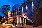 Sherman Theatre, pays de Galles, Cardiff, Wales, Royaume-Uni, Europe