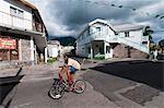 Charlestown, Nevis, West Indies, Caribbean, Central America