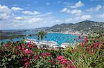 Charlotte Amalie, St. Thomas, îles Vierges américaines, Antilles, Caraïbes, Amérique centrale