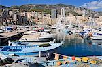 Port de Monaco, Monte Carlo City, Monaco, Mediterranean, Europe