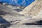 Salt Creek, Death Valley National Park, California, United States of America, North America