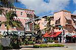 Village espagnol, Miami Beach, Floride, États-Unis d'Amérique, l'Amérique du Nord