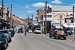 Centre-ville historique de Virginia City, Nevada, États-Unis d'Amérique, Amérique du Nord