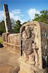 Mahasen's Palace, Northern Ruins, Anuradhapura, UNESCO World Heritage Site, North Central Province, Sri Lanka, Asia