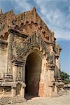 Thabeik Hmauk Temple, Bagan (Pagan), Myanmar (Burma), Asia