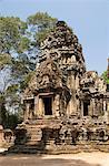 Thommanom, Angkor parc archéologique, patrimoine mondial de l'UNESCO, Siem Reap, Cambodge, Indochine, l'Asie du sud-est, Asie