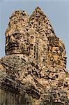 South Gate, Angkor Thom, parc archéologique d'Angkor, Site du patrimoine mondial de l'UNESCO, Siem Reap, Cambodge, Indochine, l'Asie du sud-est, Asie