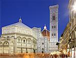 Cathedral (Duomo), Florence, UNESCO World Heritage Site, Tuscany, Italy, Europe
