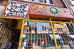 Marijuana smoke shop, Kensington Market, Toronto, Ontario, Canada, North America