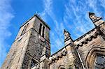 St Salvators College Chapel Tower, St Andrews, Fife, Scotland