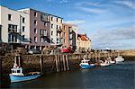 Havre de St. Andrews, St. Andrews, Fife, Écosse, Royaume-Uni, Europe
