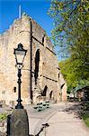 The Kings Tower, Knaresborough Castle, Knaresborough, North Yorkshire, England