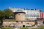 Le Musée de la rotonde, Scarborough, North Yorkshire Yorkshire, Angleterre, Royaume-Uni, Europe